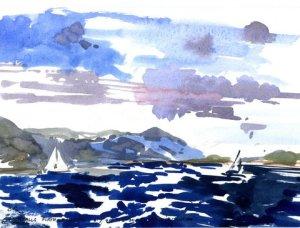 Firth of Lorn Overfalls